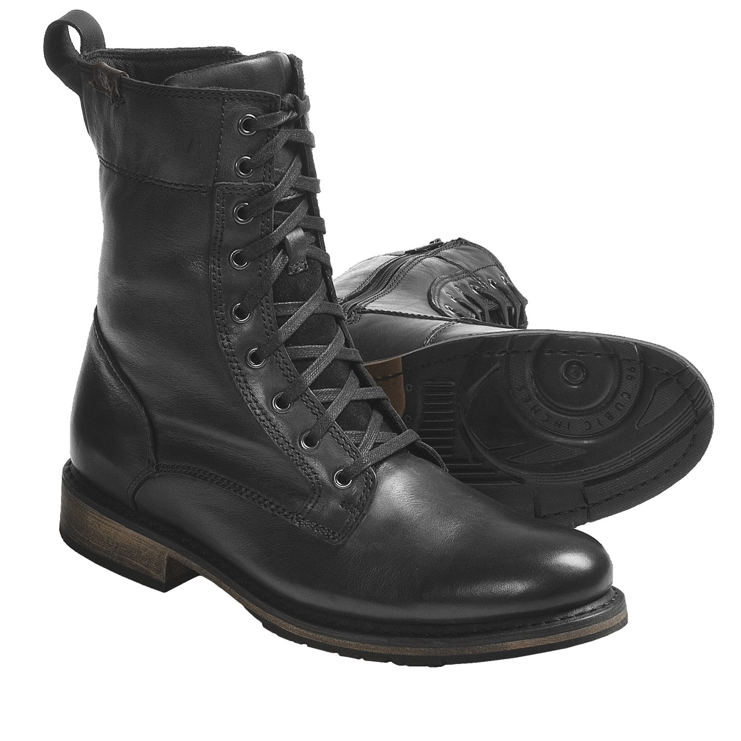 Lace Up Boots For Men ZSbrHpXu