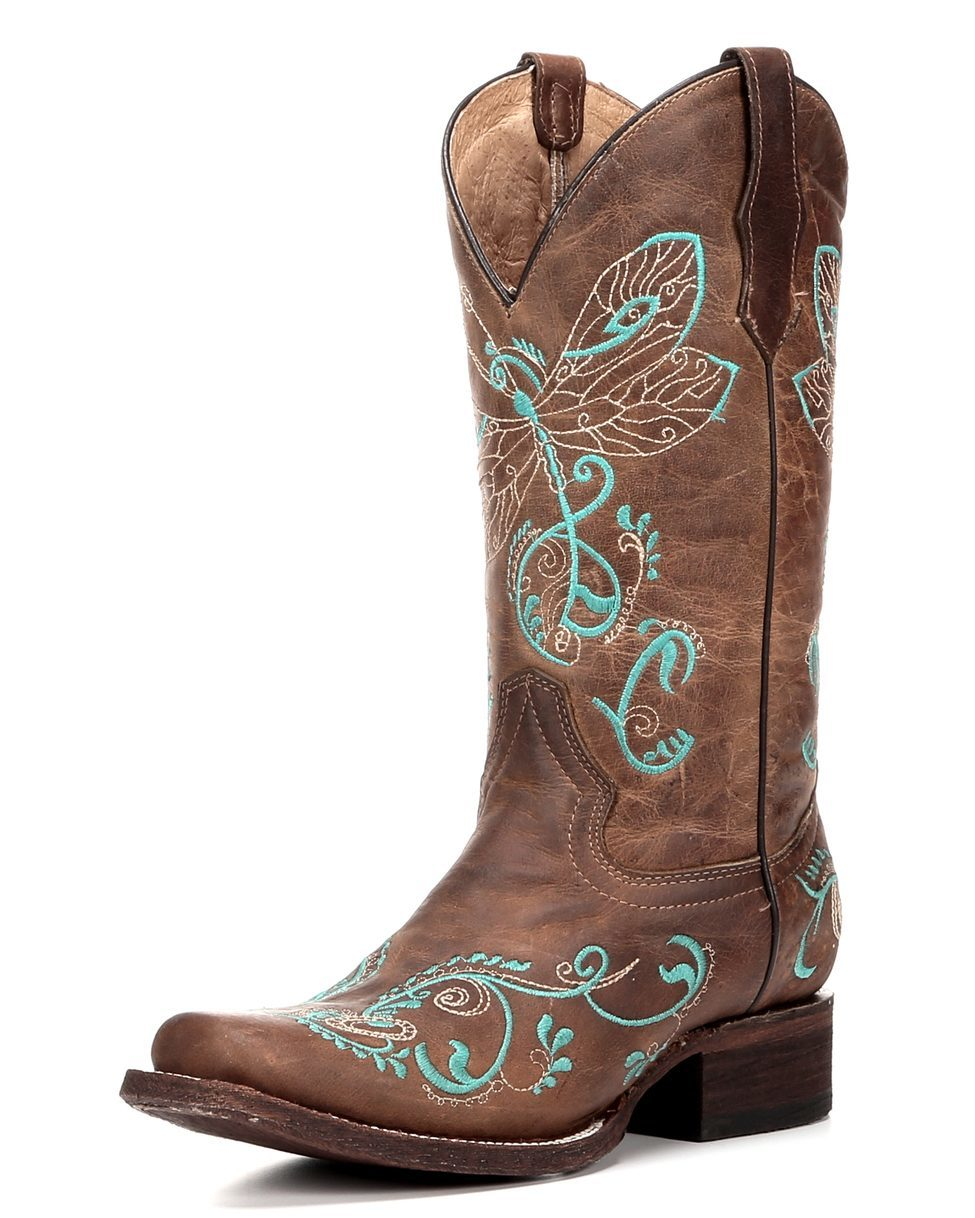 Ladies Cowgirl Boots bJURsEXD