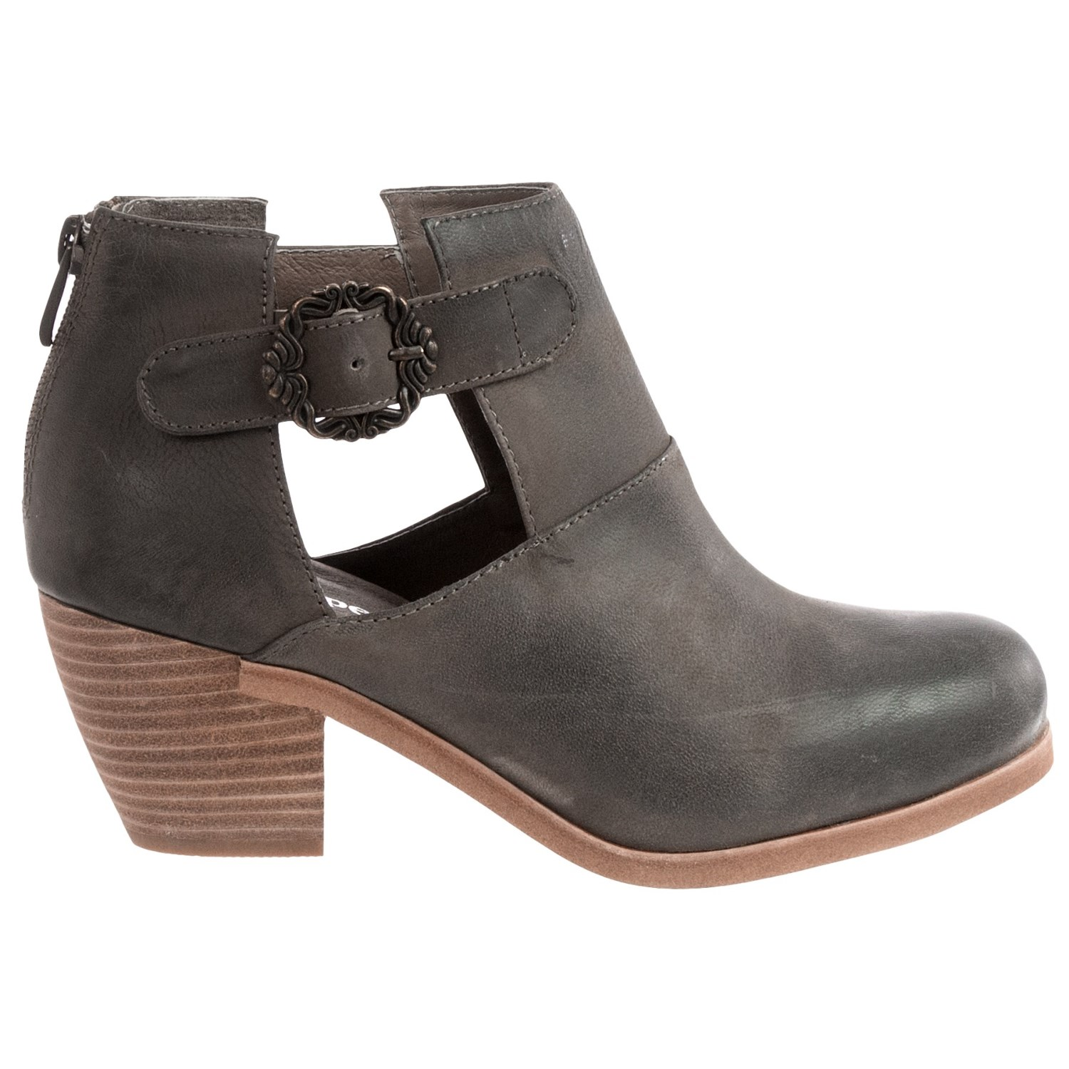 Leather Ankle Boots Womens 5F5cNjmk