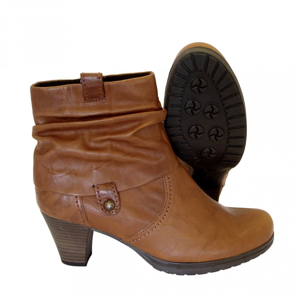 Leather Ankle Boots Womens 5HKRKXCd
