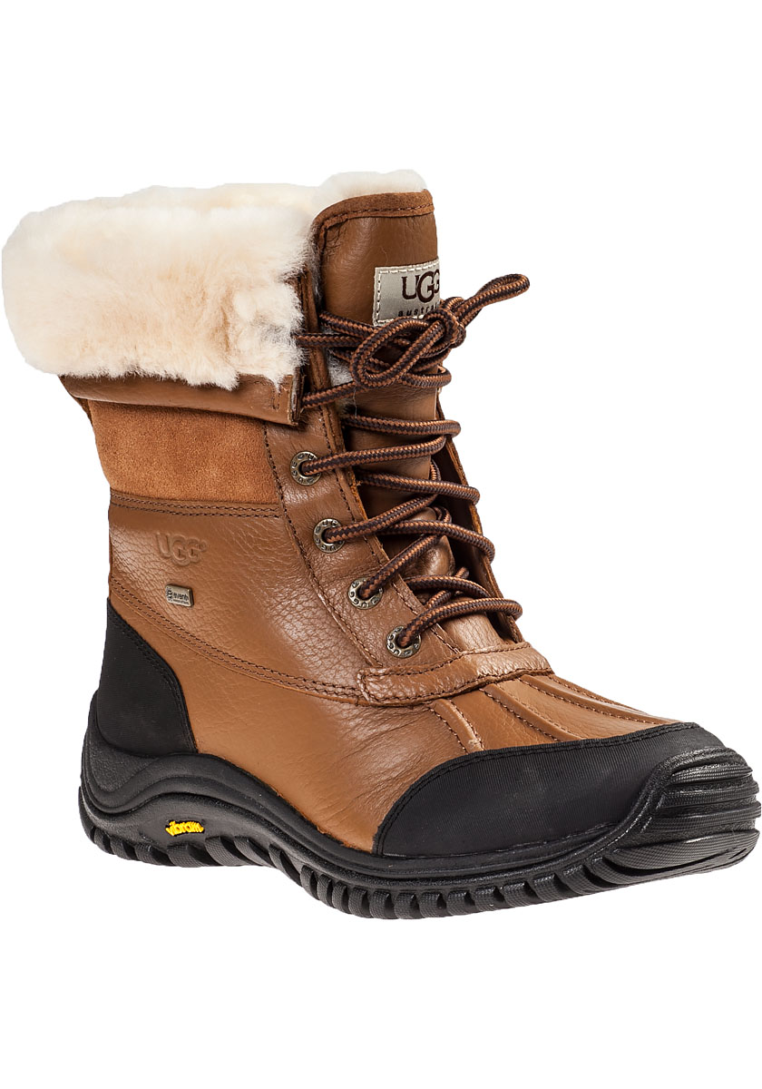 Leather Snow Boots yOfdMDBp