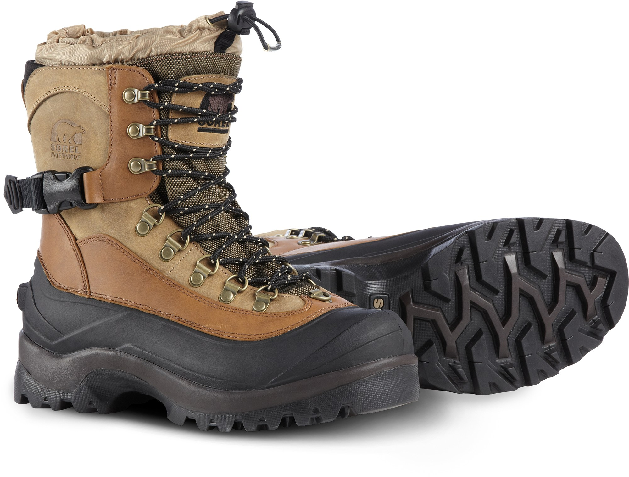 Most Stylish Mens Snow Boots | Santa Barbara Institute for