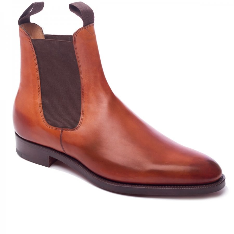 Mens Leather Chelsea Boots fz3nM1pc