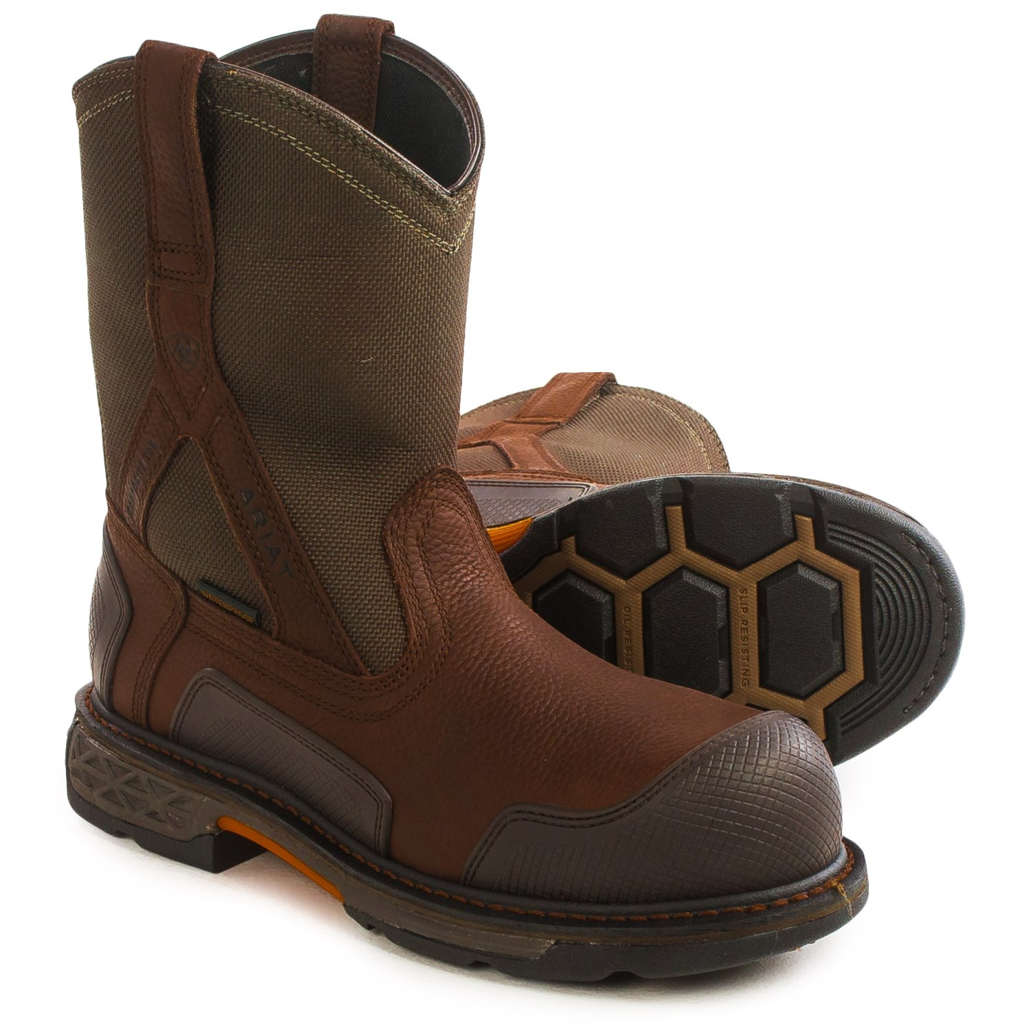 Mens Waterproof Work Boots Clearance