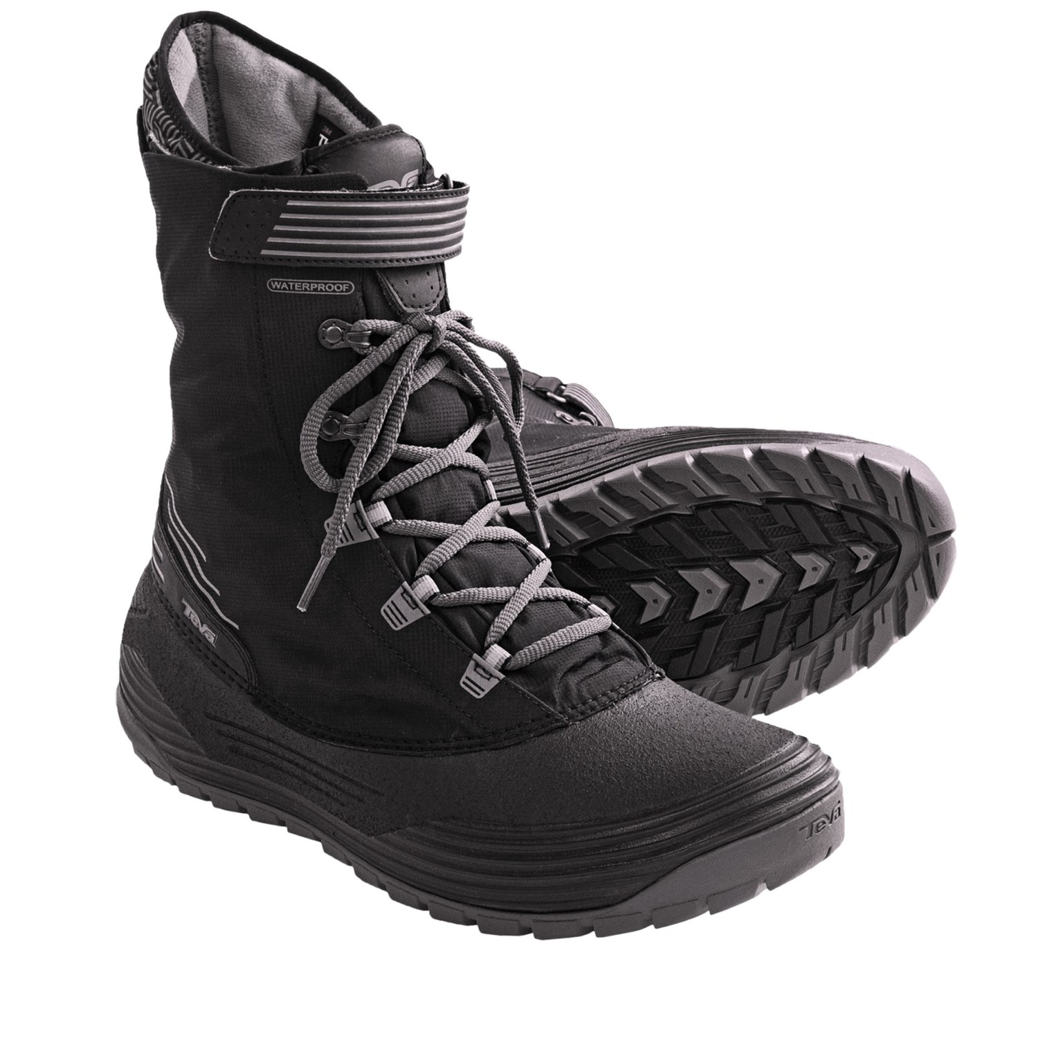 Mens Wide Winter Boots - Boot Yc