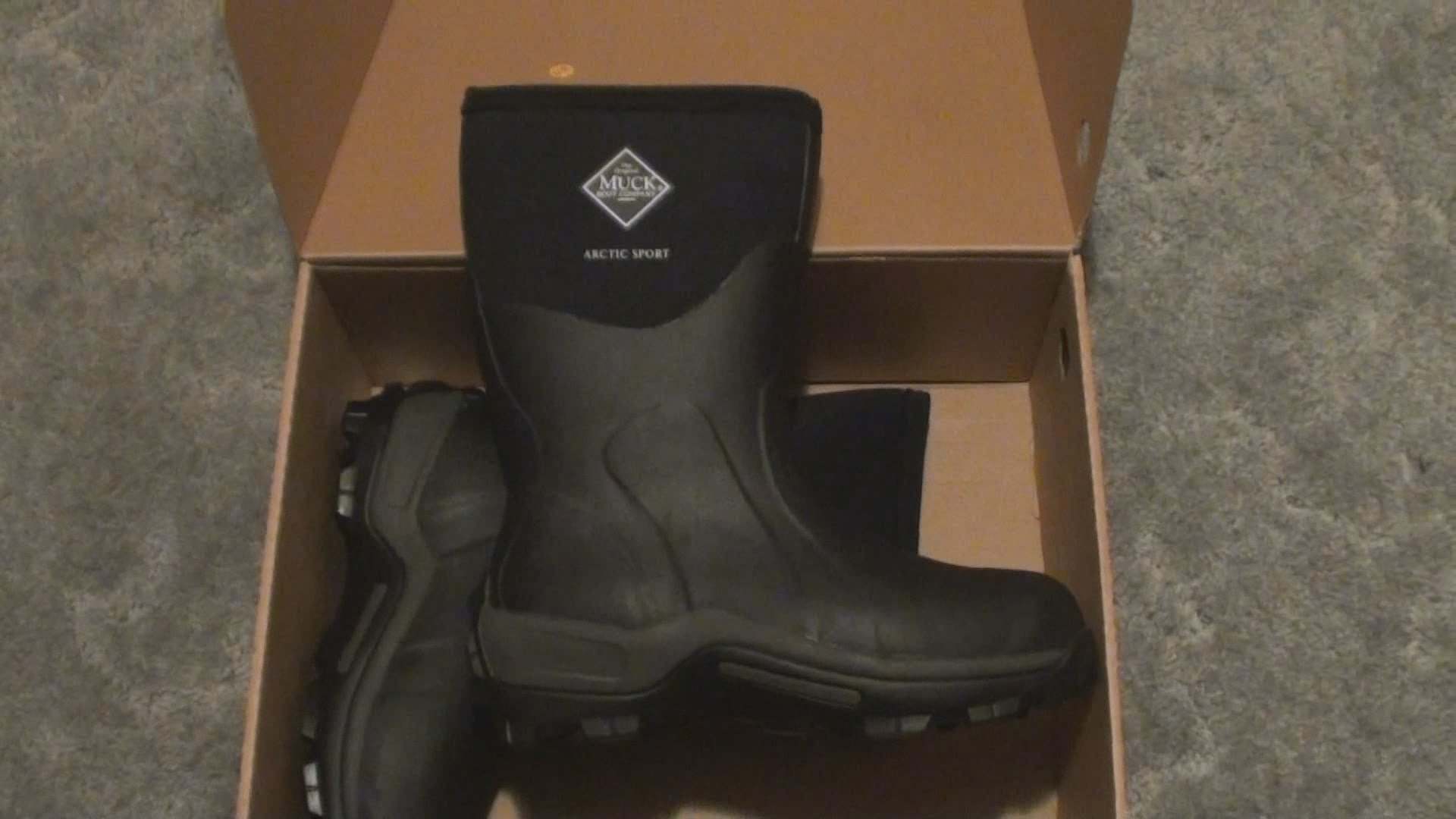 Muck Arctic Boots WsvZObSR