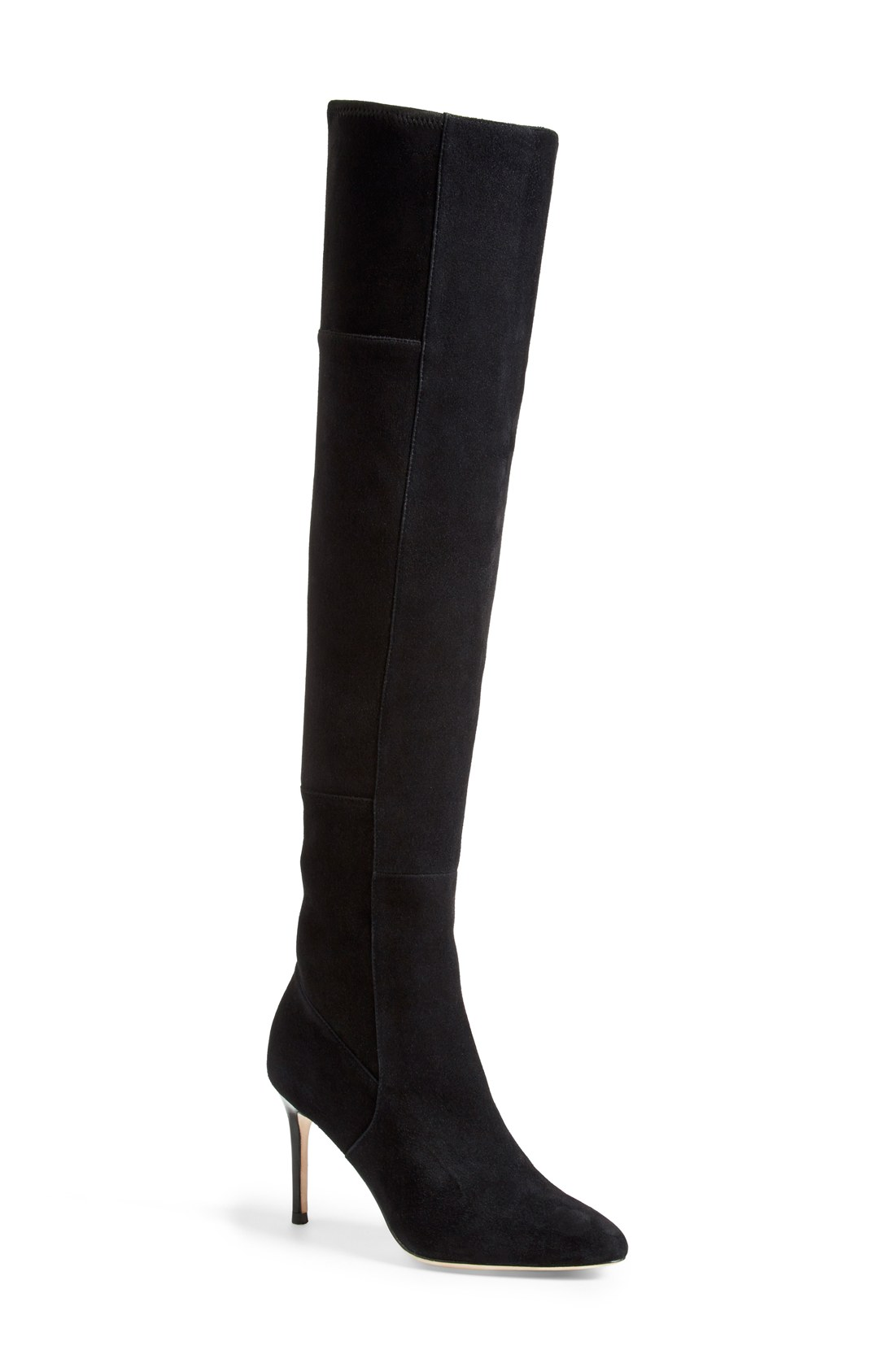 Over The Knee Suede Boots High Heel 2uNZsqNi