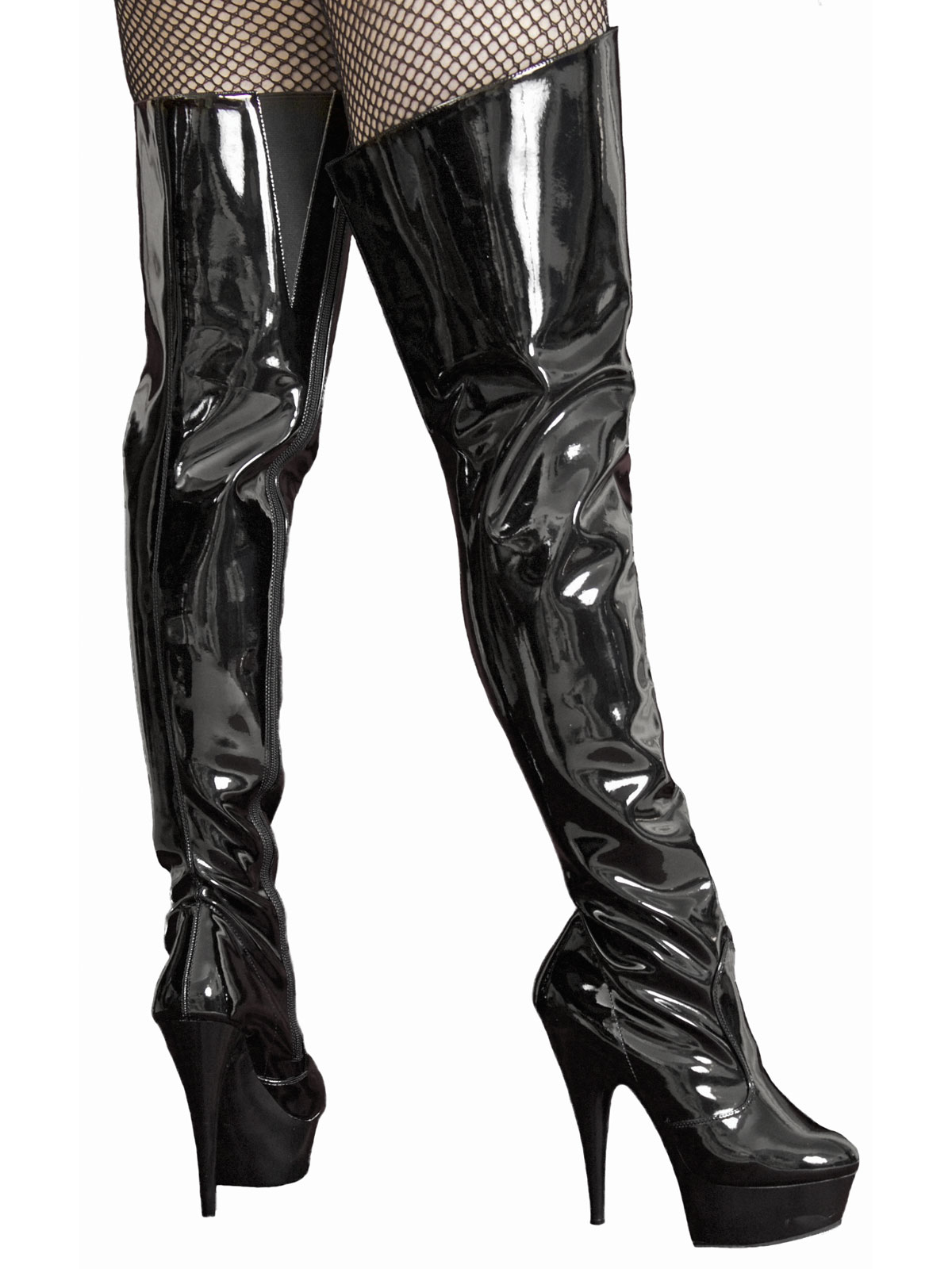Pleaser Thigh High Boots 2bwyJMIZ