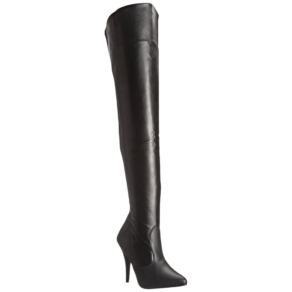 Pleaser Thigh High Boots QX1htdpD
