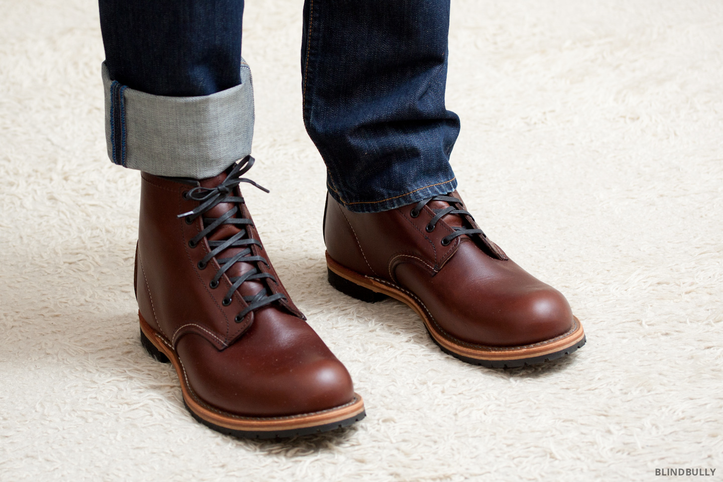 Red Wing Beckman Boots Boot Yc