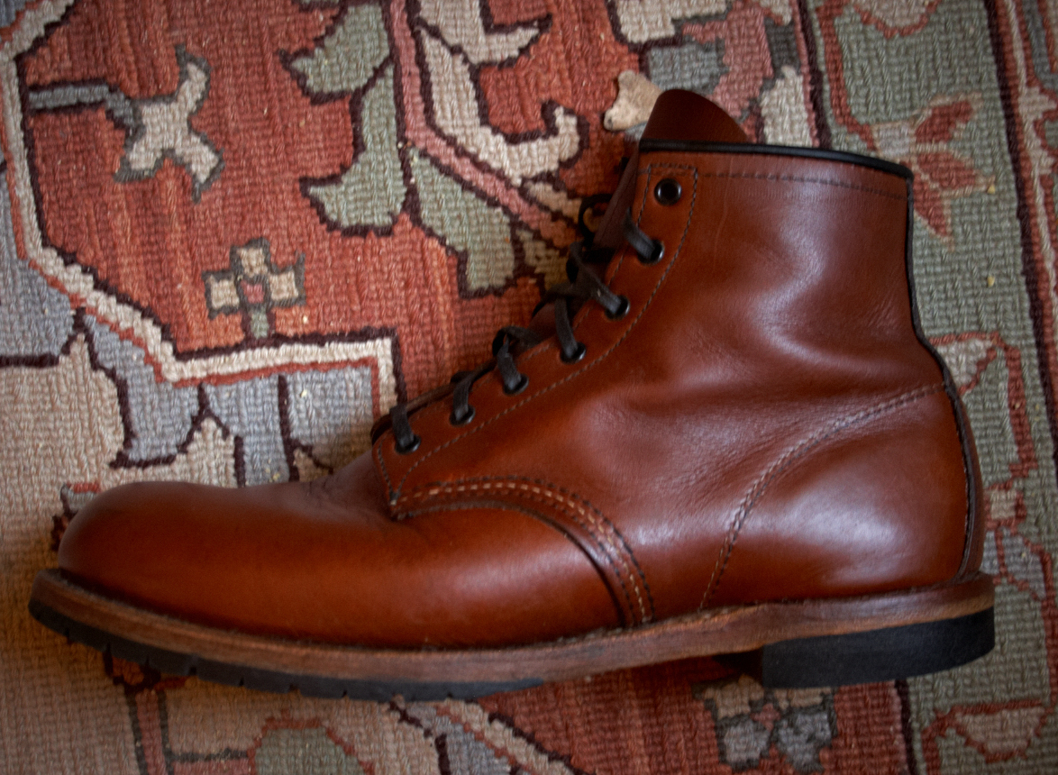 Red Wing Beckman Boots I0wPcOtT