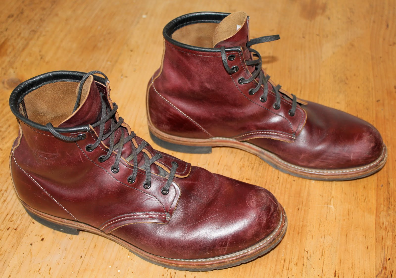 Red Wing Beckman Boots Ey9H7KrR