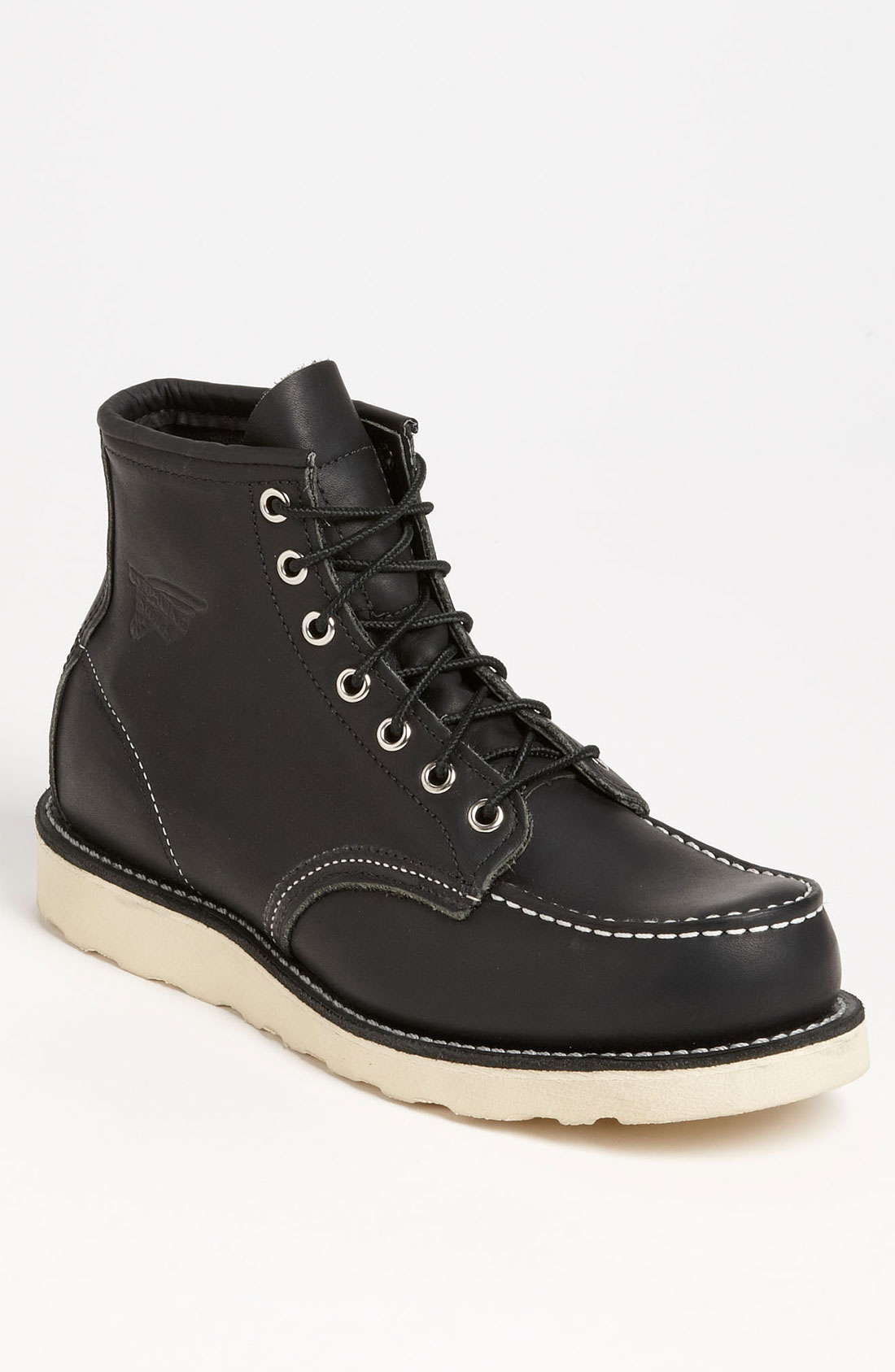 Red Wing Black Boots yEjpUykx