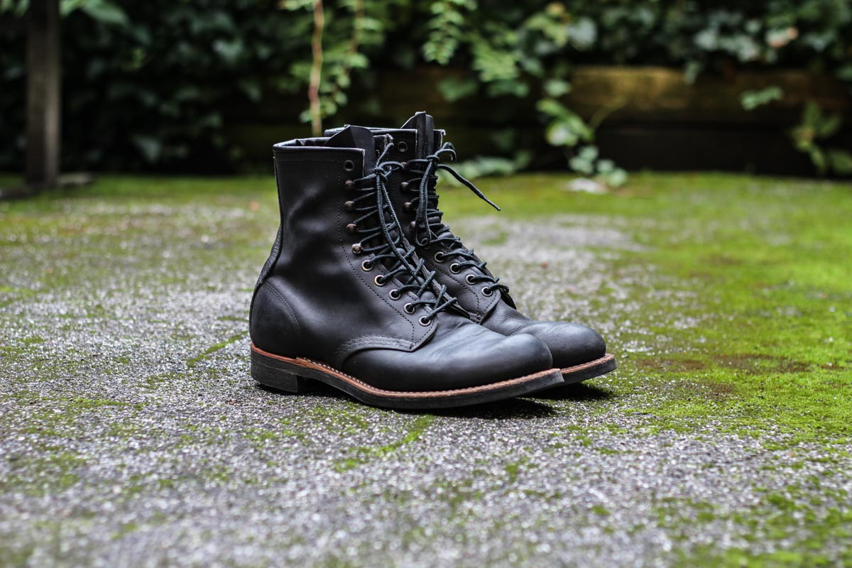 Red Wing Boots Black U7zVOT3W