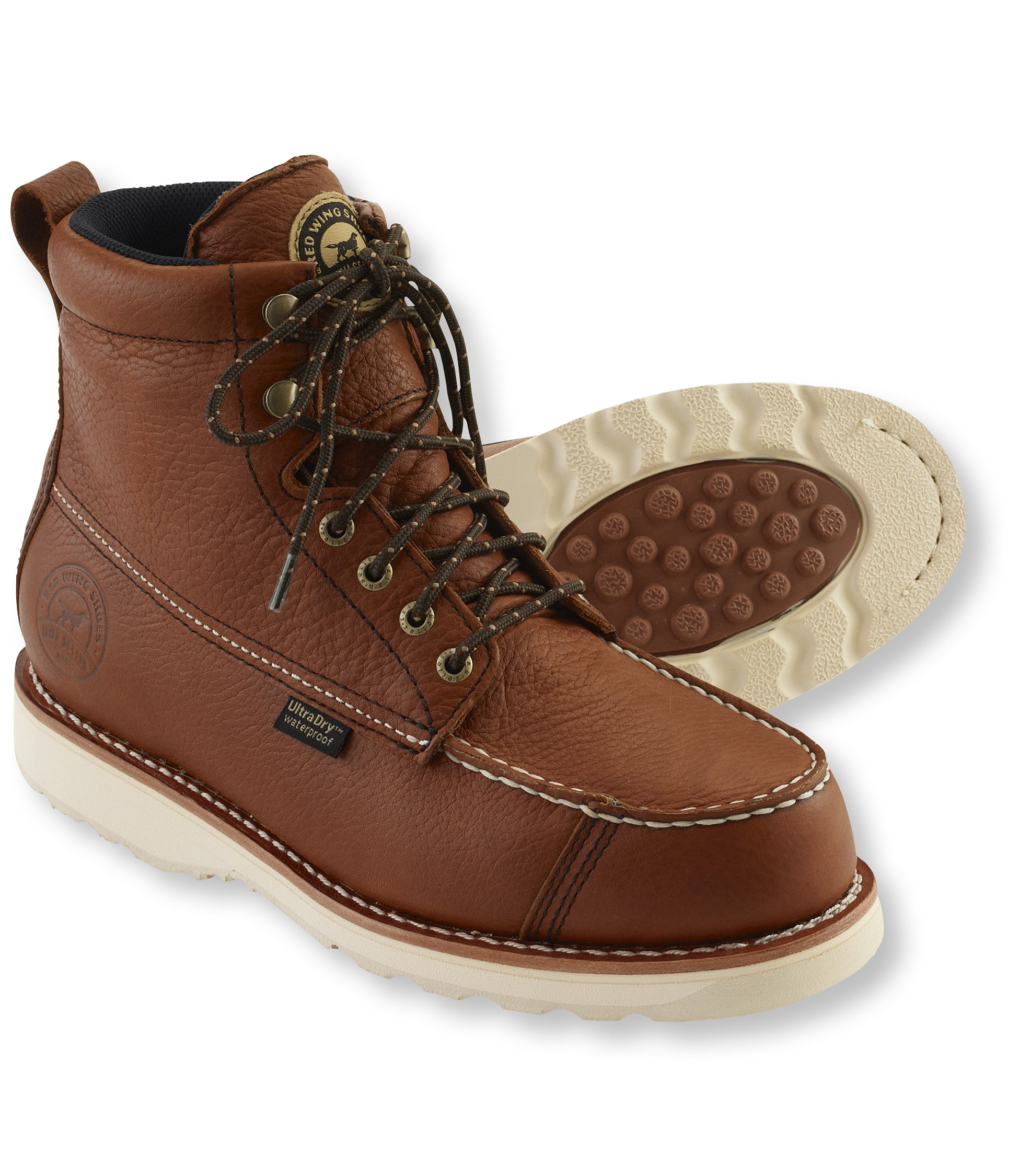 Red Wing Irish Setter Boots Warranty 119