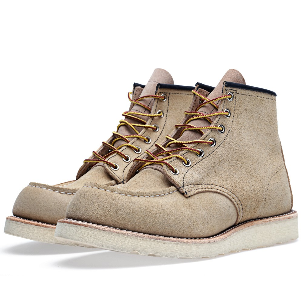 Red Wing Moc Toe Boots xyK68rJv