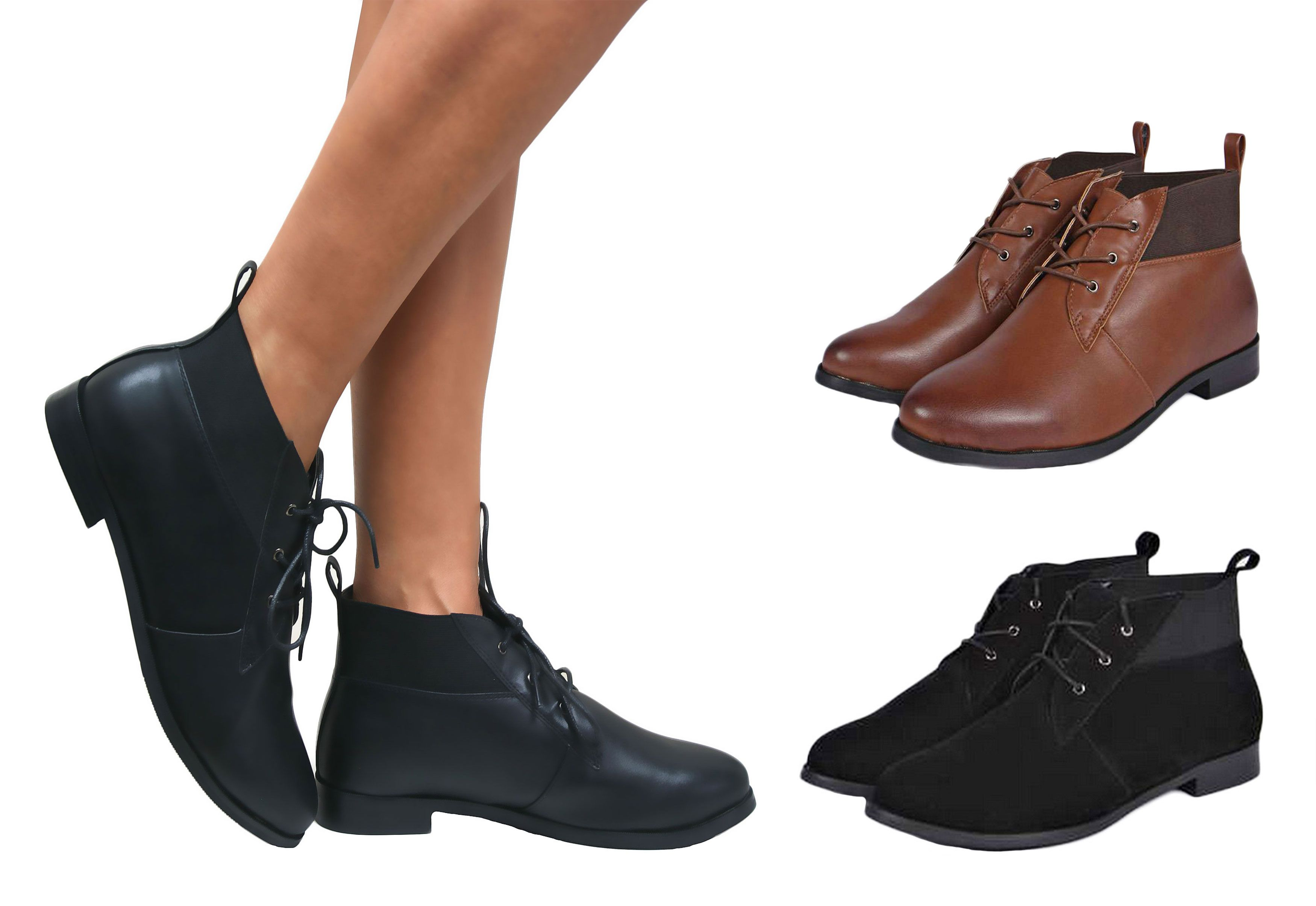 Short Black Boots For Women fW3p3n5X