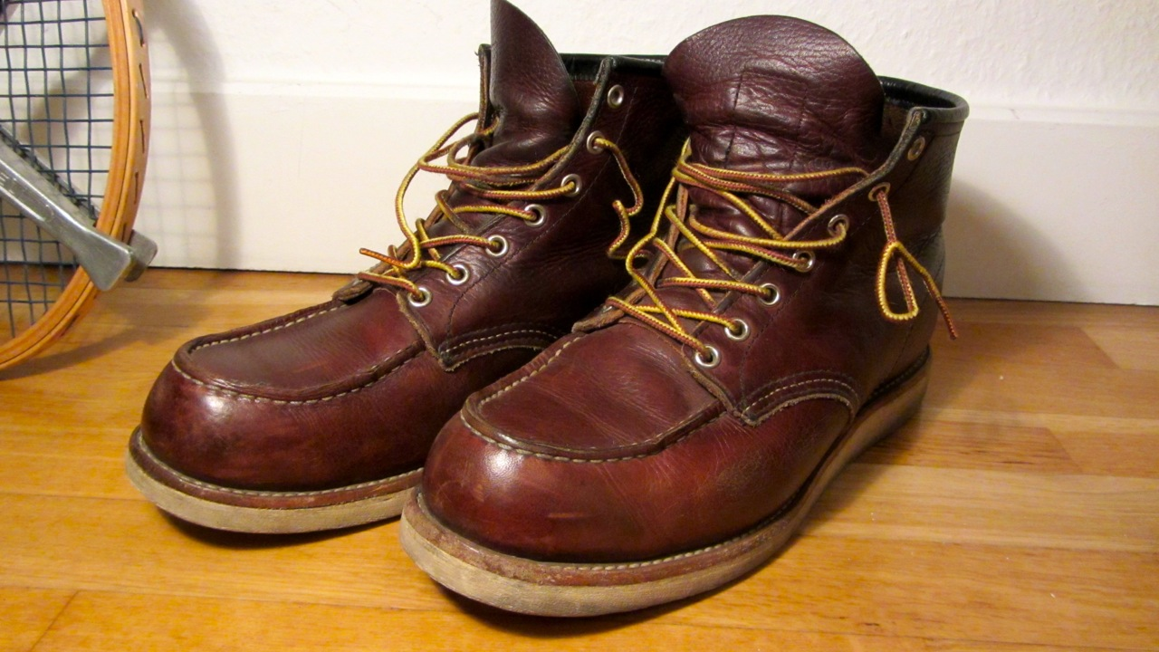 Used Red Wing Boots 809d5QJc