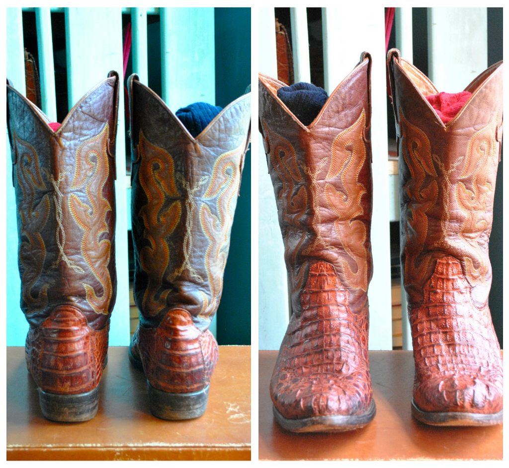 Vintage Cowgirl Boots N1uN787B