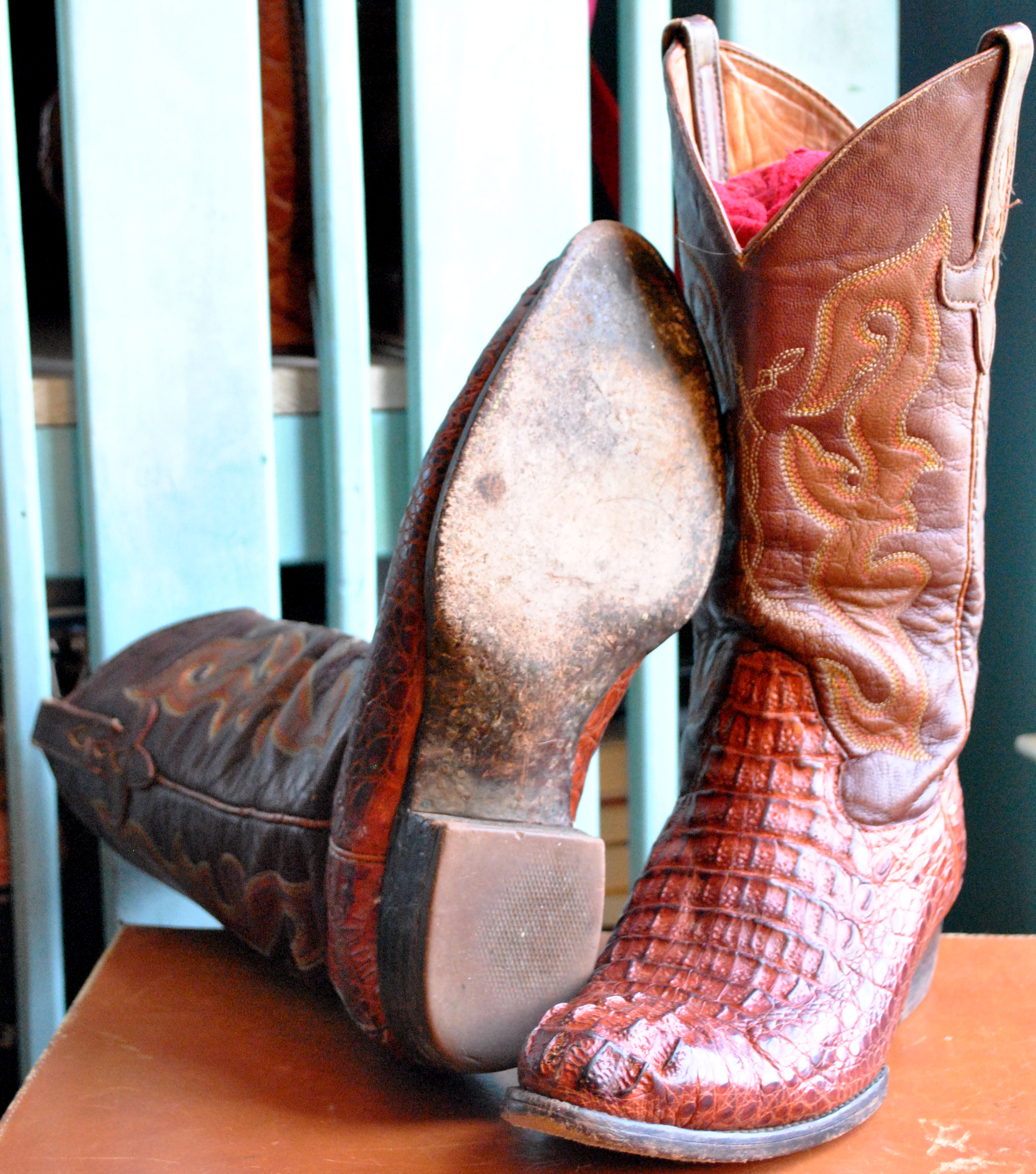 Vintage Cowgirl Boots zMbQO3Up