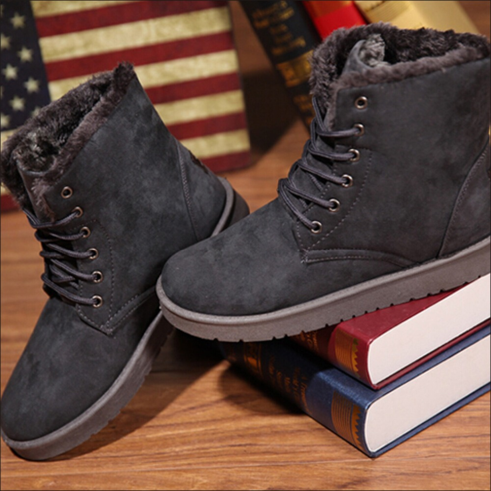Warm Winter Boots For Men ejZTcI1r