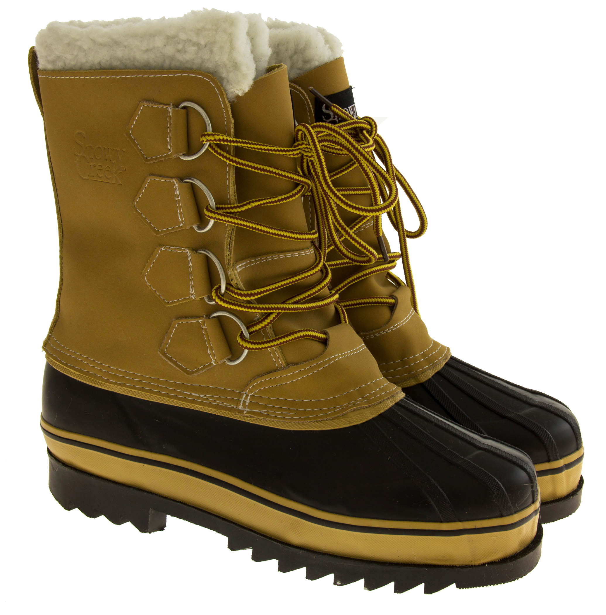 Warm Winter Boots For Men 52D27k9u