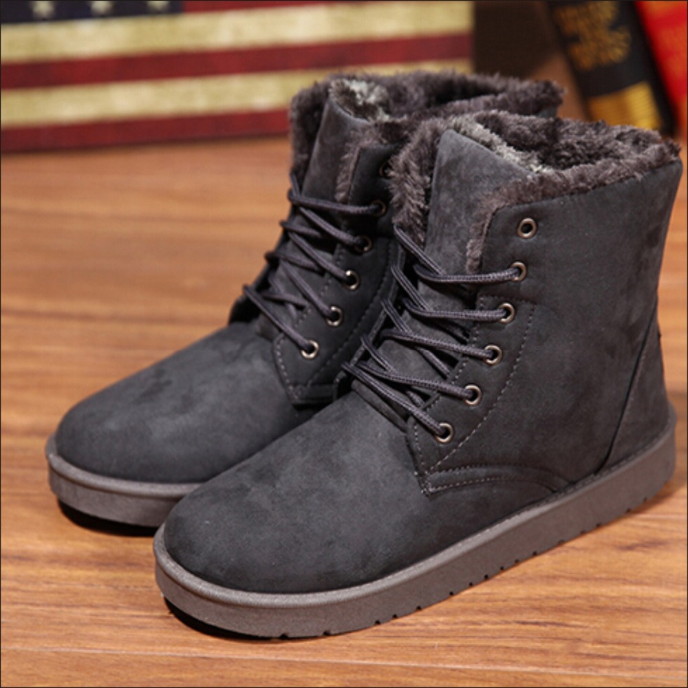 Warm Winter Boots For Men sD332VPo