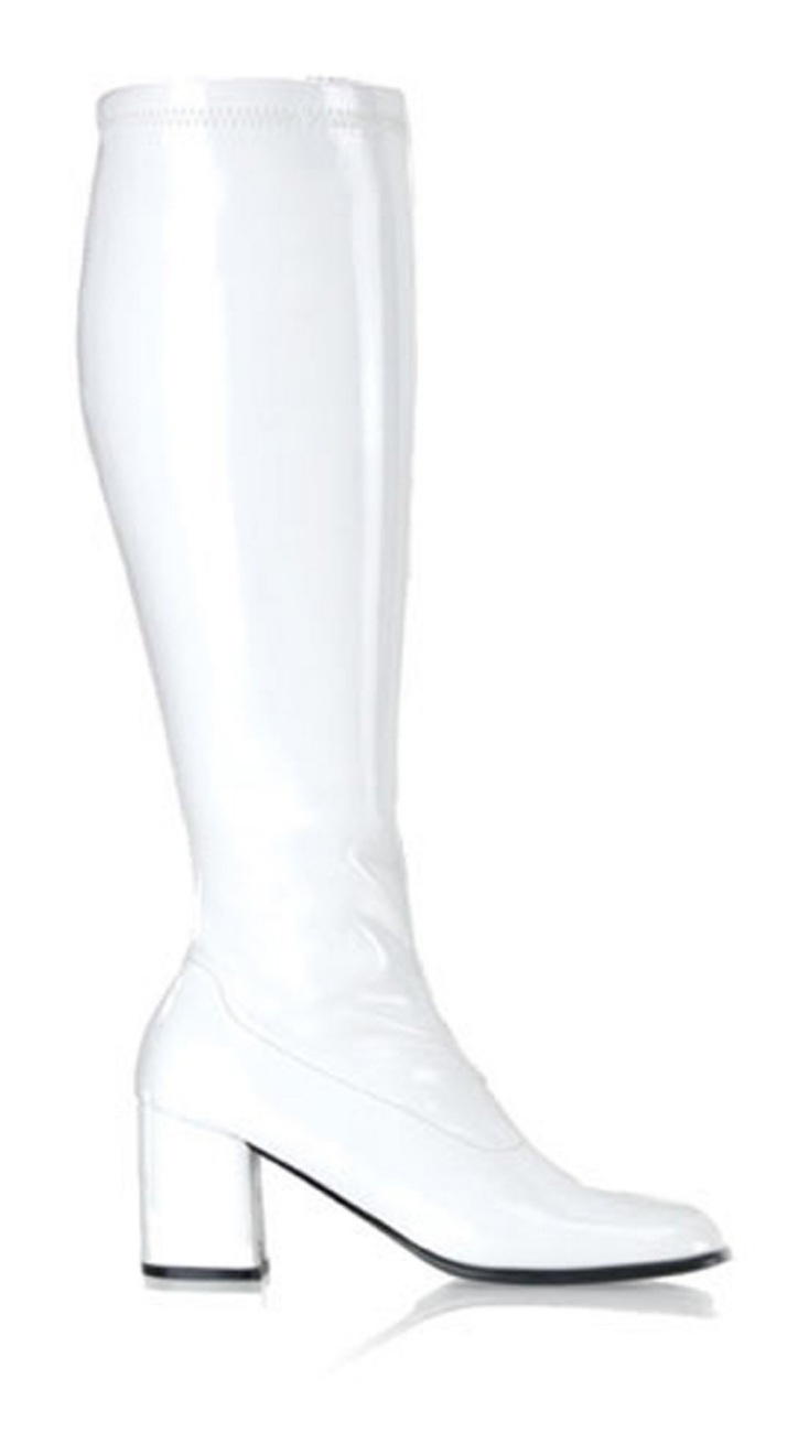 White Leather Boots For Women TMb6R6Cl