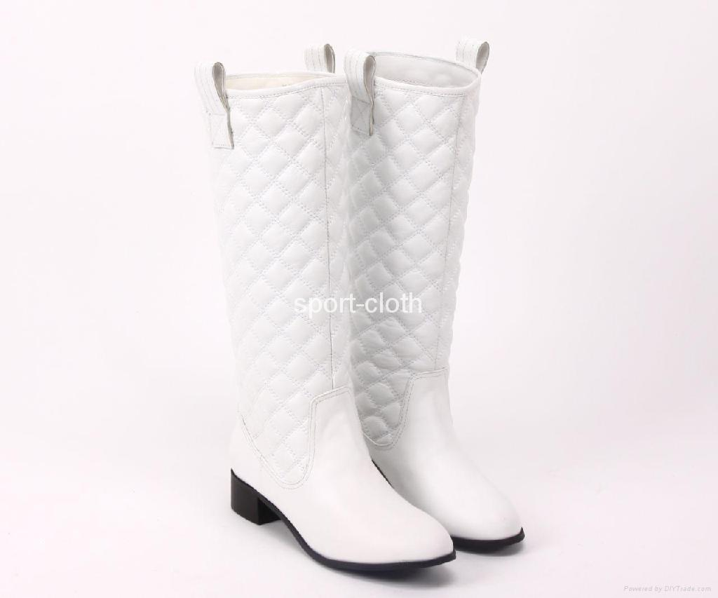 White Leather Boots For Women heakPcZX