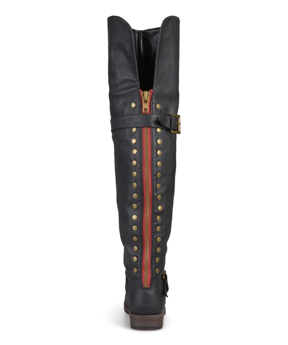 Wide Over The Knee Boots Nl87sI0O