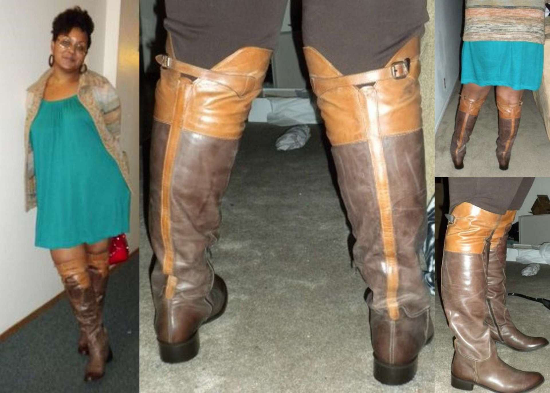 Wide Over The Knee Boots cykzCk4M