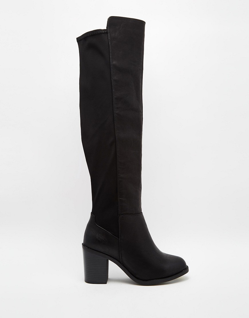 Wide Over The Knee Boots fmeis2Bx