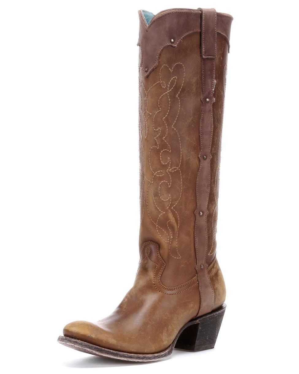 Wide Width Cowgirl Boots mxs53QZZ