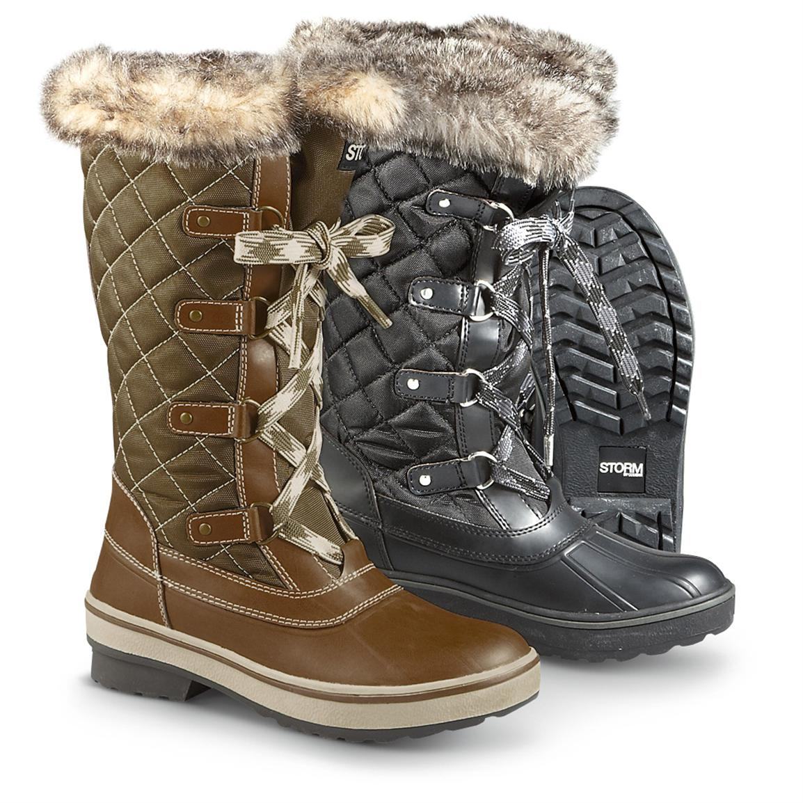 Winter Snow Boots For Women FOU02rFa