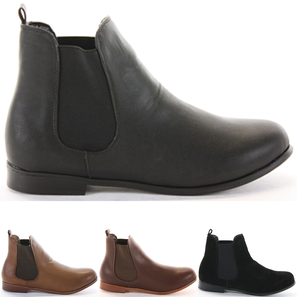 heel ankle boots for women