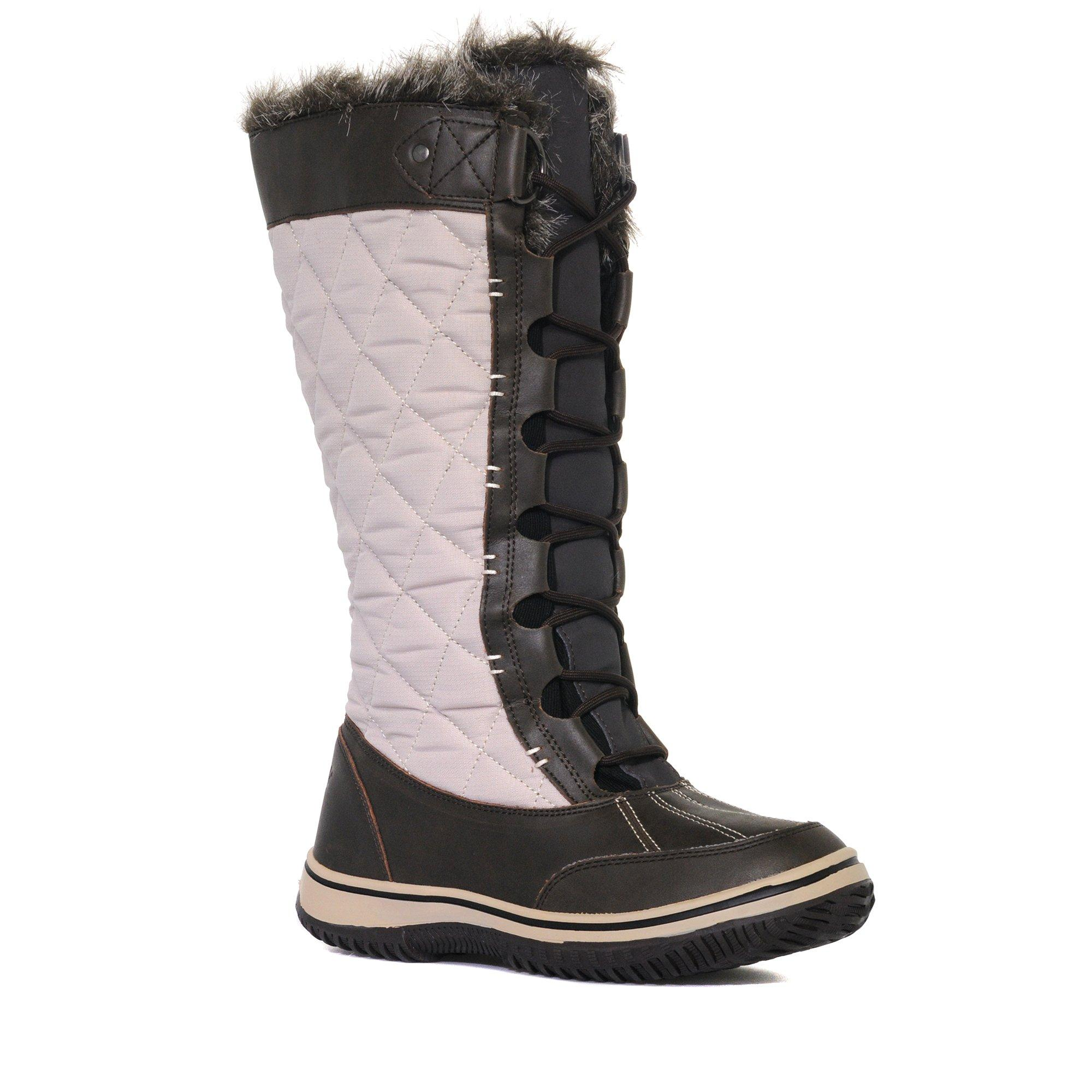 Womens Snow Boots Size 9 - Boot Yc