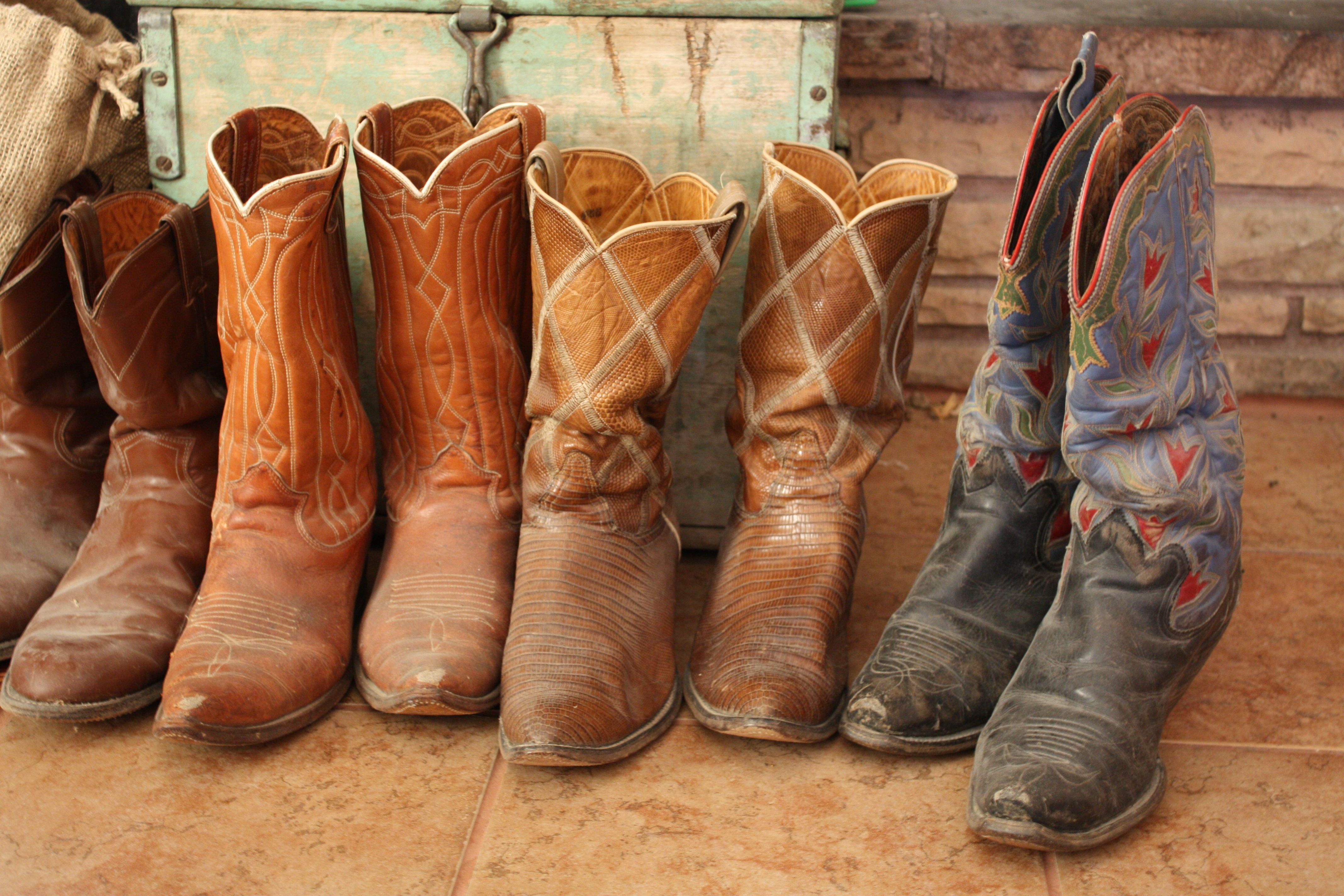 Working Cowboy Boots - Boot Yc