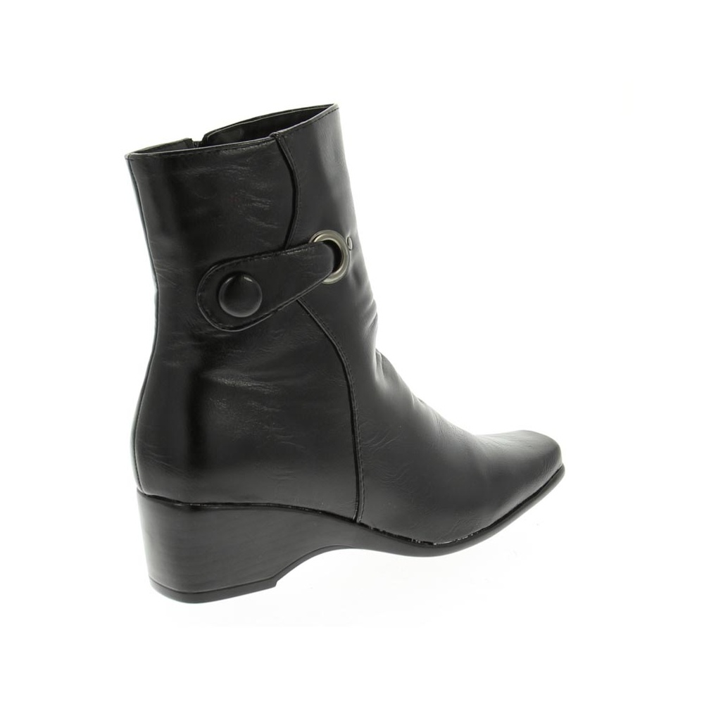 wedge ankle boots for women