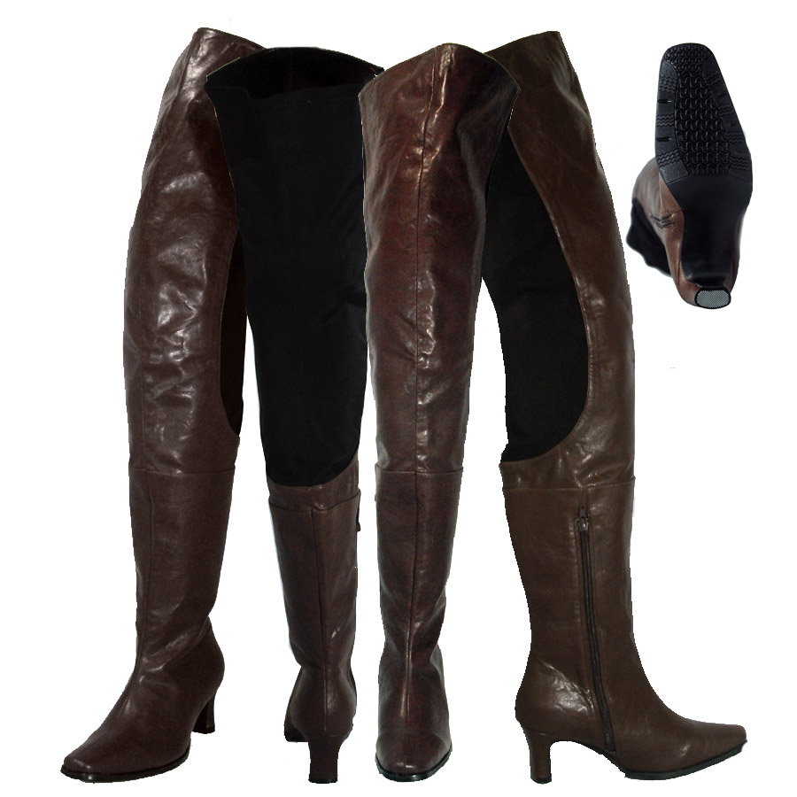 Find mens thigh high boots at ShopStyle. Shop the latest collection of mens thigh high boots from the most popular stores - all in one place.