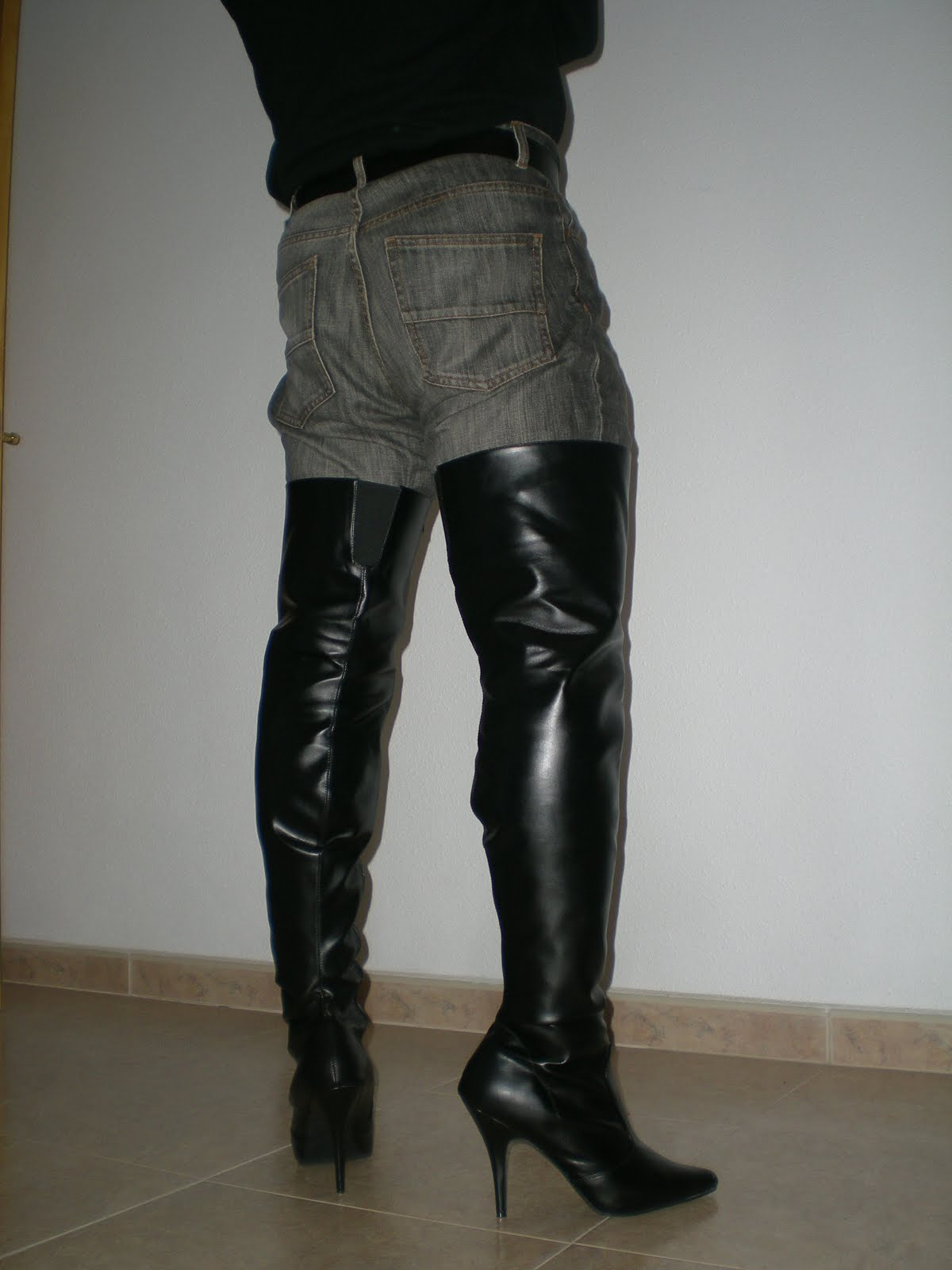 thigh high boots boot yc
