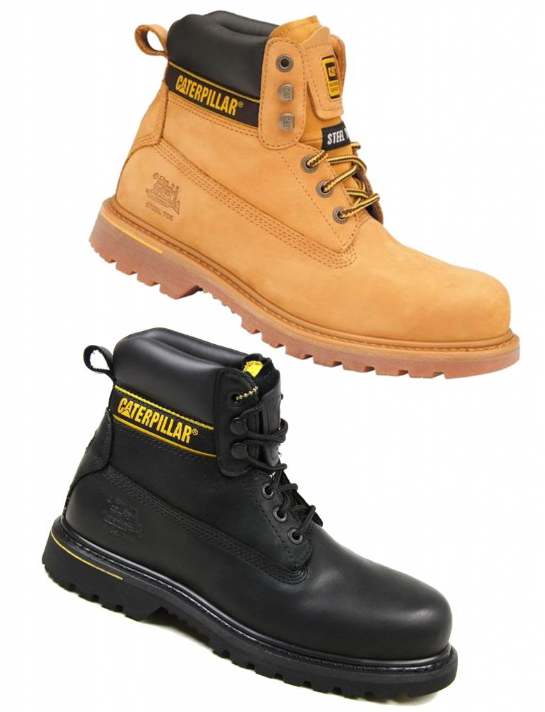 Caterpillar Steel Toe Shoes Philippines ✓ Shoes Collections