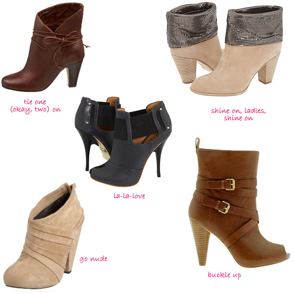 Ankle Boots And Booties