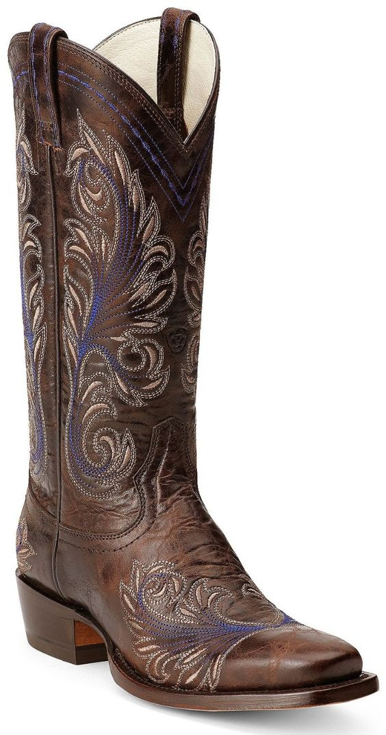 Ariat Cowgirl Boots On Sale - Boot Yc