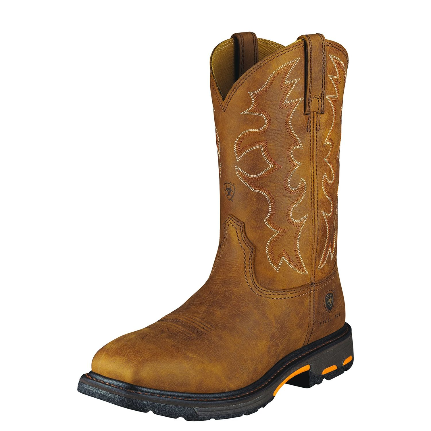 Ariat Steel Toed Boots FwoDPDeF