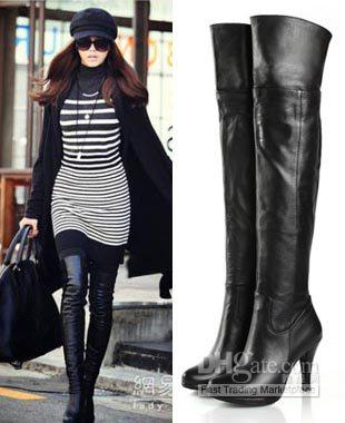 Cheap Over The Knee Heel Boots BtVbrvWi