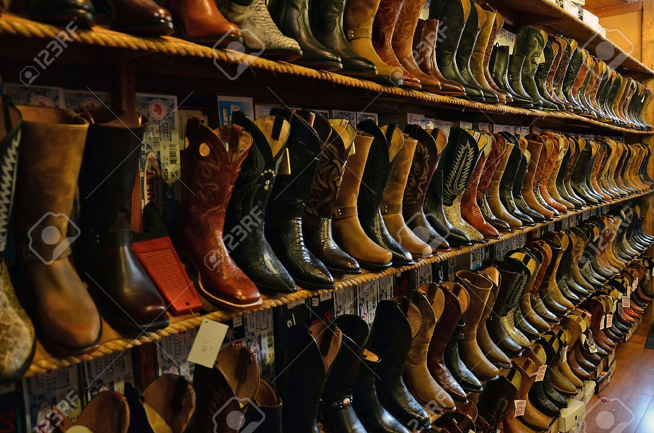 Cowboy Boot Collection PPa5cfiN