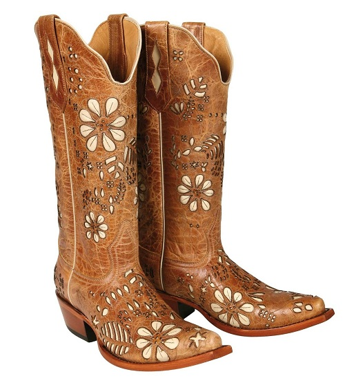 Cowboy Boots With Designs t2NiCCoz