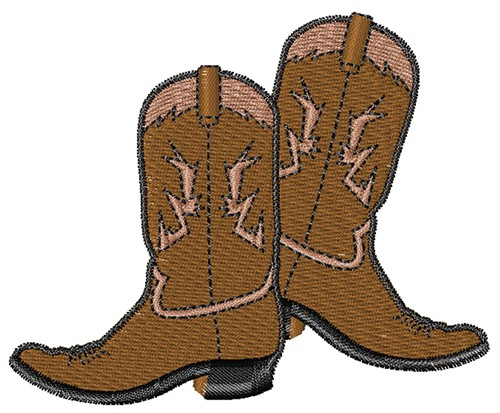 Cowboy Boots With Designs KZSUN35s