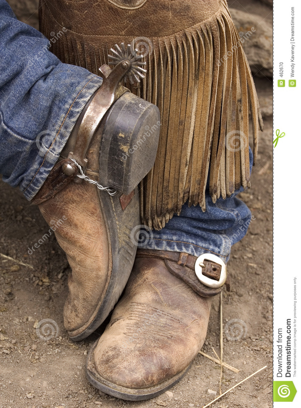 Cowboy In Boots HAwChaoX