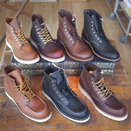 Do Red Wing Boots Run Big oC795aEq